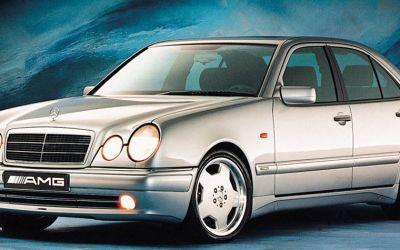 Ремонт W210