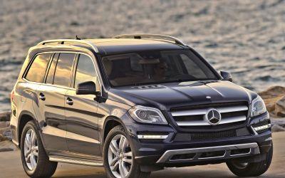Ремонт Mercedes GL-Сlass