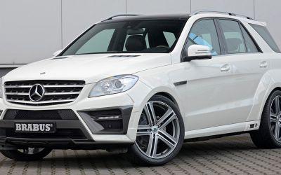 Ремонт Mercedes ML-Class